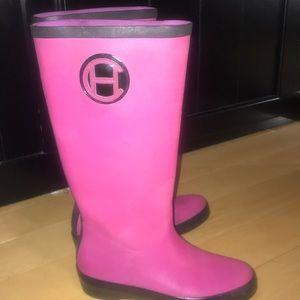 Cole Haan Rain Boots